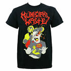 Municipal Waste - Smoke Beer 2-sided T-Shirt - BRAND NEW