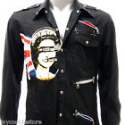 Rock Band Long Sleeve Shirt Everyday Look Punk Rock Heavy Metal Many Size LANC