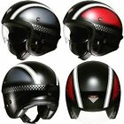 Shoei J.O Open Face Motorcycle, Motorbike Helmet Various Colours Available!