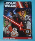 Topps - STAR WARS The Force Awakens Part 1 & 2 - Album Sticker (#31 - #60)