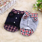 Внешний вид - Small Pet Dog Cat Shirt Puppy Warm Clothes Sweater Costume Cool Jacket Coat Hot