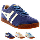 Womens Gola Harrier Suede Lace Up Sporty Active Fitness Retro Sneakers US 5-10