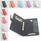 "Hot Card Holder PU Leather Flip Cover Case For 5.0"" Blackview BV5000 Smartphone"