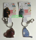 SECRET LIFE OF PETS METAL KEYRING KEYCHAIN - Chloe, Duke