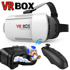 VR BOX Virtual Reality 3D Glasses Google Headset For iPhone 6 6s Plus +Gamepad