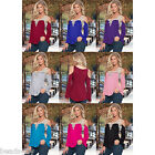 BD Sexy Women Splicing V-neck Off Shoulder Casual Party T-shirt Fashion Blouse