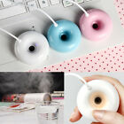 Portable Donuts Mini USB Humidifier Air Purifier Diffuser for Office Home Room