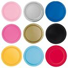 """20 x Paper Party 7""""  Plates -  birthday engagement anniversary tableware"""