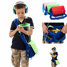 Kids Messenger Style Travel Shoulder Bag Case for Amazon Fire HD Kids Edition