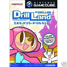 Mr. Driller Drill Land Gamecube GC Import Japan