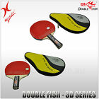 DOUBLE FISH TABLE TENNIS - 3D SERIES BAT - LONG HANDLE / SHORT HANDLE BLADE