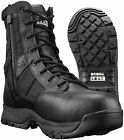 """Original S.W.A.T Men's Metro 9"""" WP SZ Safety 129101 Tactical Boots Military"""