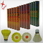 XIN BADMINTON SHUTTLECOCK - THREE GRADE SHUTTLECOCKS TO CHOOSE - GOOSE FEATHER