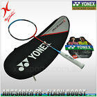 YONEX BADMINTON RACQUET - ARCSABER FB - FLASH BOOST - MADE IN JAPAN - LIGHTEST