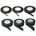 10m Strong Waterproof Adhesive Double Sided Foam Black Tape For Car Trim home