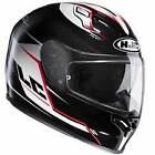 HJC FG ST BOLT BLACK/RED BRAND NEW IN BOX WITH FREE PINLOCK XL EXTRA LARGE