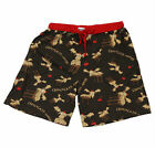 Lazy One CHOCOLATE MOOSE Boxers, Women