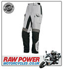 Richa Touareg Motorcycle Motorbike Trousers Jeans - Grey