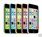 Apple iPhone 5C 8GB - 16GB - 32GB  All Colors