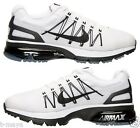 NIKE AIR MAX EXCELLERATE 3 MEN's M MESH WHITE - BLACK AUTHENTIC NEW IN BOX SIZE