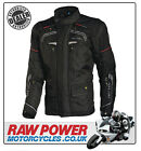 Richa LADIES Infinity Motorcycle Motorbike Jacket - Black