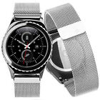 Magnetic Milanese Stainless Steel Strap For Samsung Gear S2 Classic Smart Watch