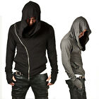 Winter Sweatshirt Hooded Hoodies Long Sleeve Mens Streetwear Zipper Jackets