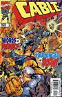 Cable (1993 1st Series) #66 VG LOW GRADE