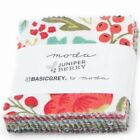 "Juniper Berry Mini 2.5"" Charm Pack by Basic Grey for Moda Fabrics"