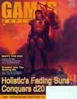 Games Unplugged (2000) #12 FN- 5.5 LOW GRADE
