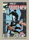 Web of Spider-Man (1985 1st Series) Mark Jewelers #10MJ VG/FN 5.0 LOW GRADE