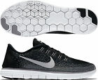 Nike Free RN Distance Mens Running Shoes - Black