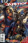 Justice League (2011) #9COMBO VF