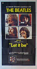 LET IT BE/ 29124/ THE BEATLES/ 1970/ MICHAEL LINDSAY-HOGG/ / POSTER