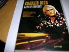 CHARLIE RICH - LIVE IN CONCERT - DVD