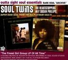 "SOUL TWINS  ""THE HEARTSTOPPERS MEET SUSAN PHILLIPS"" FROM THE ALL PLATINUM VAULTS"