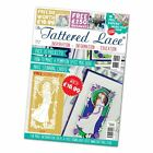The Tattered Lace Craft Magazine Issue 34 + Free Evelyn Metal Die Stencil