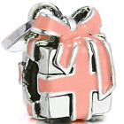 New Silver Charms Beads Fit European jewellery sterling 925 silver barcelet US3
