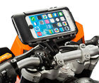 "Motorcycle U-Bolt 3"" Extended Bike Mount + Case For iPhone 6 Plus 6s plus 5.5"""