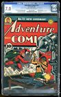 Adventure Comics (1938 1st Series) #72 CGC 7.0 (0205401004)