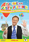 justin fletcher - lets sing nursery rhymes / the big party live show NEW DVD (AH