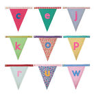 Bombay Duck - Alphabet Button Together Bunting - Letters Sold Individually a-z