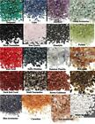 50 grams GEMSTONE Mini Chips   * UN-DRILLED Embellishments