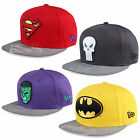 NEW ERA CAP STRAPBACK CAP MARVEL DC COMICS BATMAN PUNISHER SUPERMAN HULK