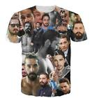 New Womens/Mens Shia LaBeouf Paparazzi Funny 3D Print Casual T-Shirt MN2