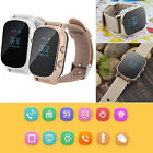 Anti Lost SOS Elder D99 Smart Watch GPS+GSM+WIFI Tracker for ios & Android phone