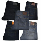 Lucky Brand Jeans 361 Vintage Straight Mens Pants Blue Denim Jean Whisker New