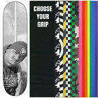 "PRIMITIVE Skateboard RAIDERS Deck NOTORIOUS B.I.G 80"" with GRIPTAPE"