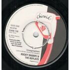 """ROCKY SHARPE AND THE REPLAYS Imagination 7"""" VINYL B/W Got It Made (Chis110) UK"""