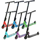MATRIX Stunt Scooter Street Tricks Kick/Push 360 Spin w/ Fixed Bar